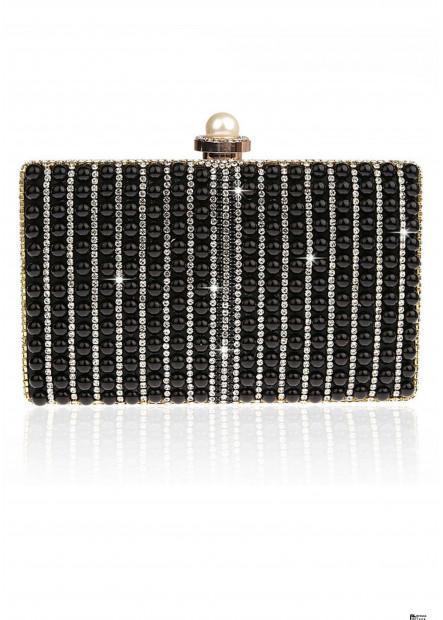 Fashion Pearl Lady Party Handbags