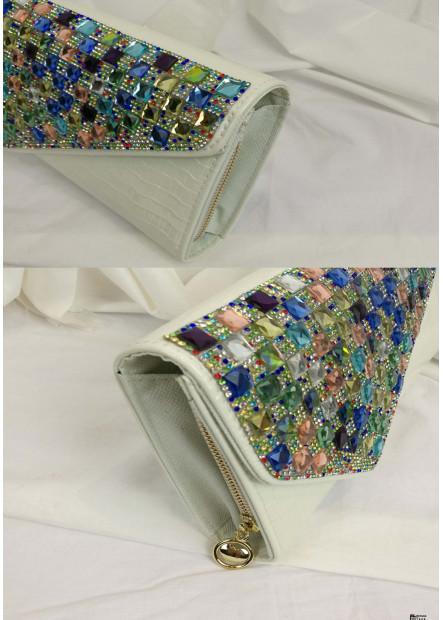 Fashion Large Capacity Rhinestones Handbags