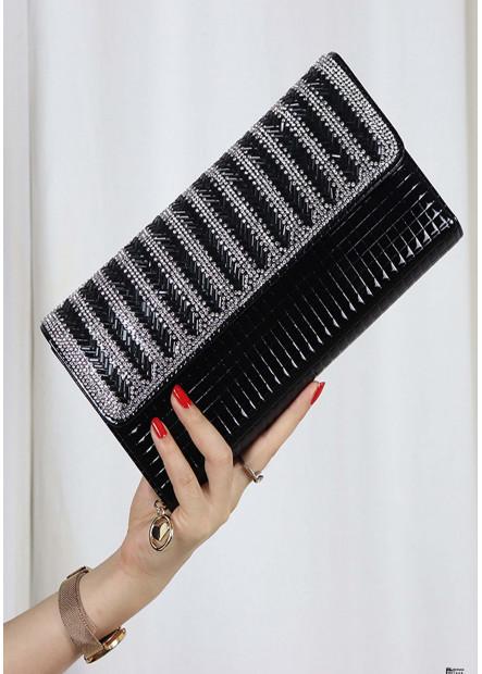 New Striped Diamond One Shoulder Slung Handbags