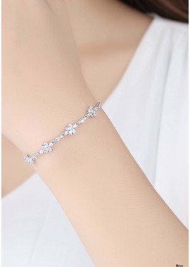 Adjustable Diamond Bracelets