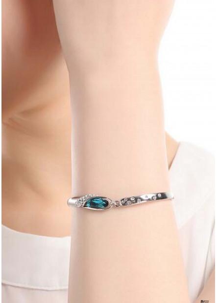 Smurf Crystal Bracelets