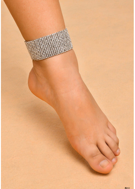 Fully Drilled Multiple Layers Of Anklets