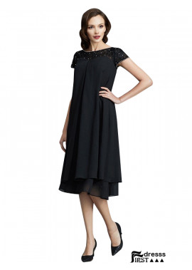 Firstdresss Black Plus Size Mother Of The Bride Dresses Sale