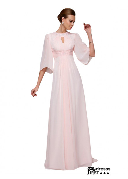 2021 Long Mother Of The Bride Evening Dress For Wedding