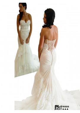 Firstdresss 2021 Lace Wedding Dress