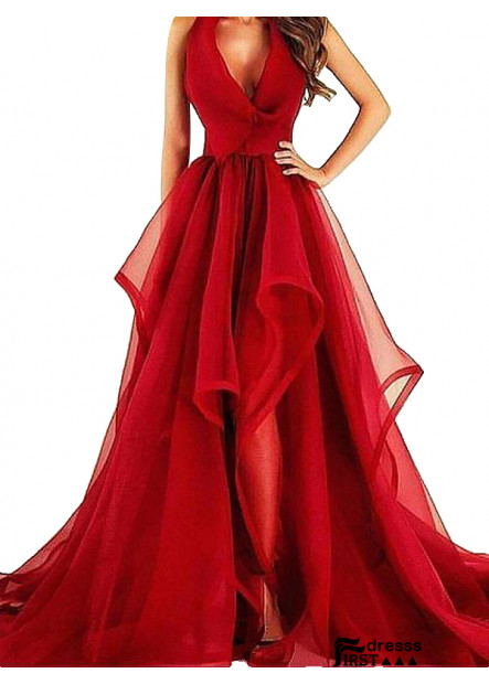 Firstdresss 2021 US Long Prom Evening Gowns For Grils In All Size