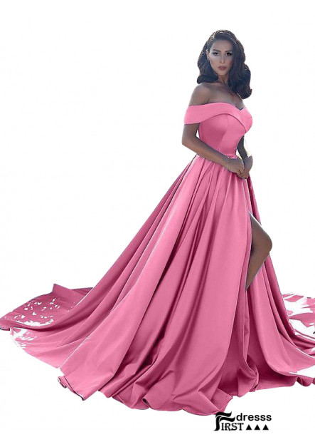 Firstdresss Best Long Prom Evening Dress