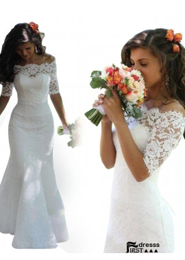 Firstdresss 2020 Lace Wedding Dress