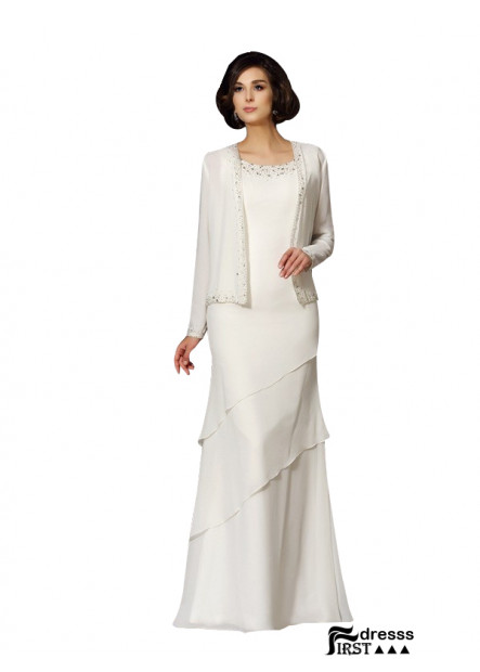 Firstdresss Mother Of The Bride Dress With Jackles For Evening And Wedding
