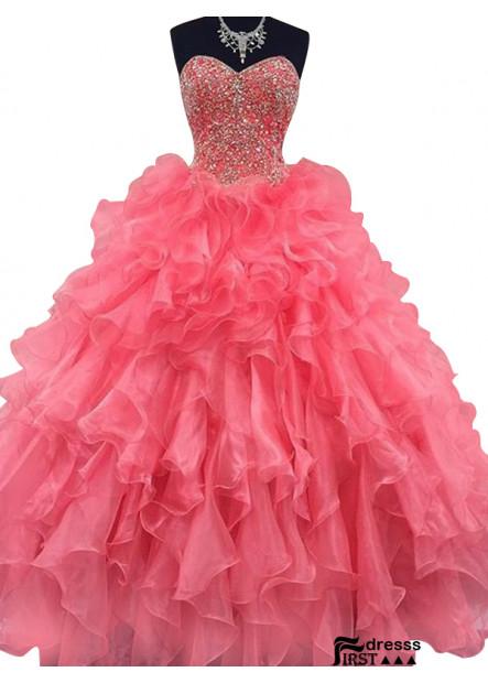 Firstdresss Long Prom Dress
