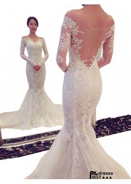 Firstdresss 2021 Beach Lace Wedding Dresses