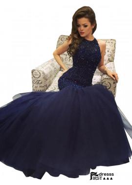 Firstdresss Ball Gown Evening Dress
