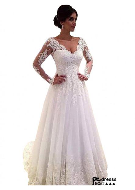 Firstdresss 2021 Chantilly Lace Wedding Dress Shop