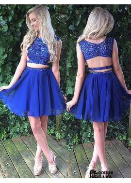 Firstdresss 2 Piece Homecoming Dress