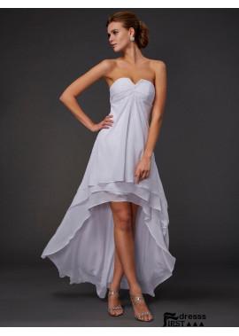 Firstdresss High Low Prom Dress