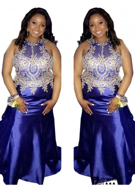 Firstdresss Plus Size Prom Evening Dress