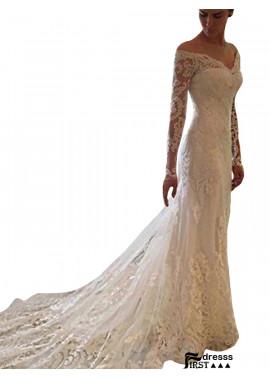 Firstdresss 2020 Beach Lace Wedding Dresses