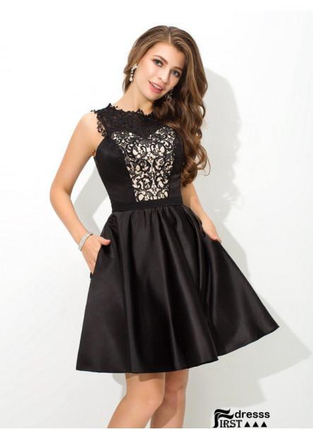 Firstdresss Sexy Short Homecoming Prom Evening Dress