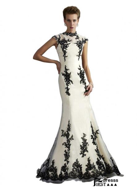 Firstdresss Mermaid Mother Of The Bride Evening Dress