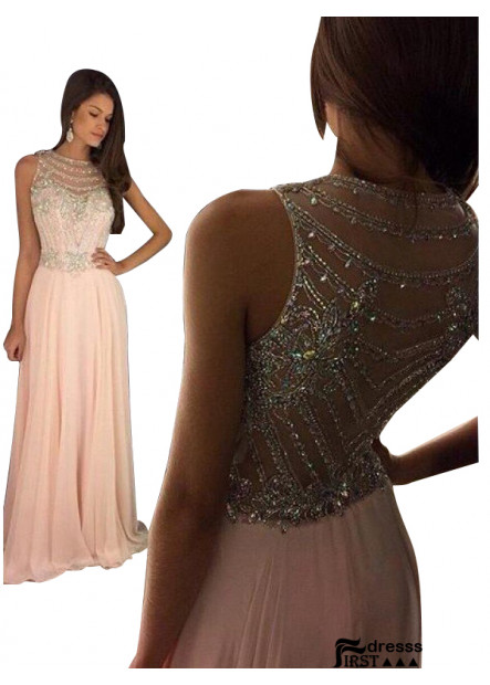 Firstdresss Jr Long Prom Evening Dress