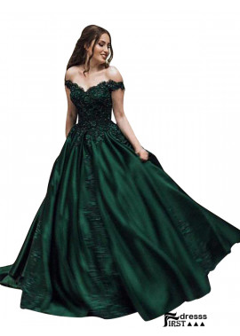Firstdresss Plus Size Long Prom Evening Dress For Women