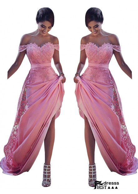 Firstdresss Long Prom Bridesmaid Dresses 2021
