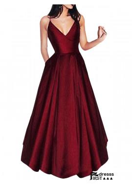 Firstdresss Cheap Long Prom Evening Dress