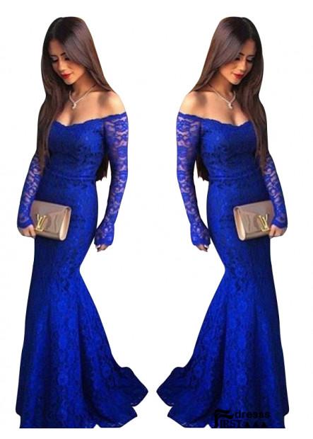 Firstdresss Mermaid Long Prom Dress