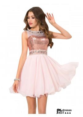 Firstdresss Short Prom Evening Dress