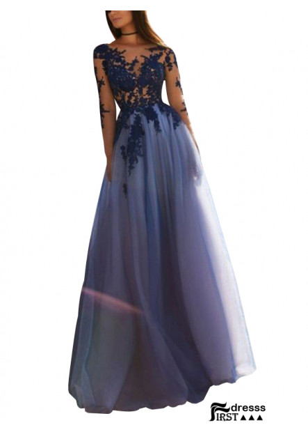 Firstdresss Affordable High Quality Long Prom Women Evening Dress