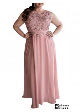 Firstdresss Plus Size Prom Evening Dress