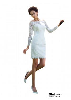 Firstdresss 2021 Short Wedding Dress