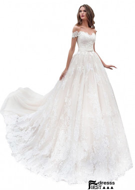 Firstdresss Cheap Wedding Gown