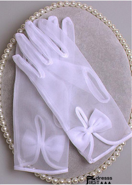 Firstdresss Wedding Gloves