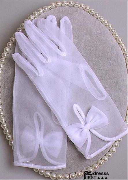 Firstdresss Wedding Gloves