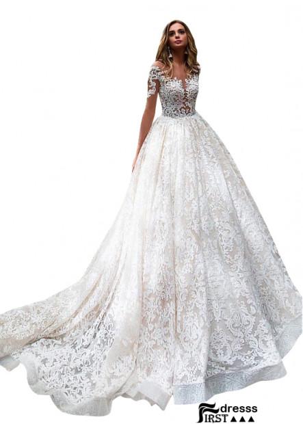 Firstdresss Bridal Ball Gowns