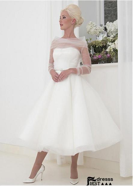 Firstdresss Short Ball Gowns Wedding Dress Sales