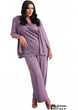 Firstdresss Mother Of The Groom Pantsuits For Winter Wedding