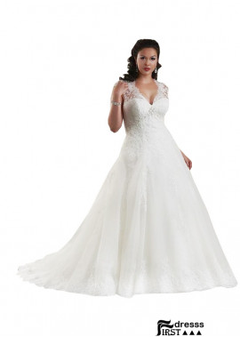 Firstdresss Plus Size Bridal Selections Wedding Dress Over $200