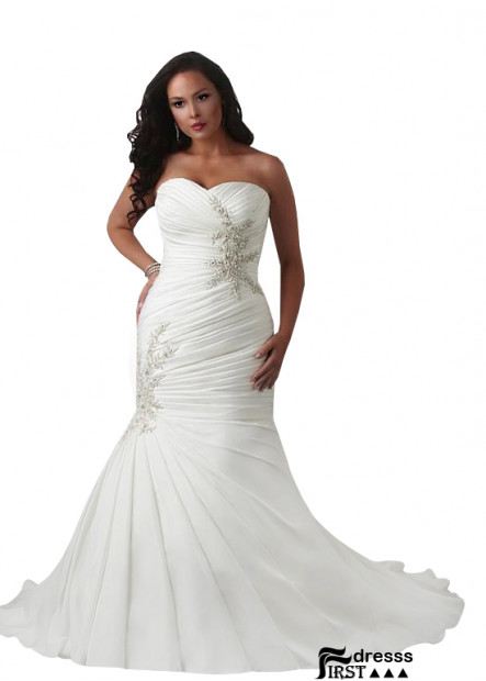 Firstdresss Plus Size Ball Gowns