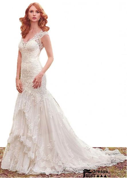 Firstdresss Beach Wedding Ball Gowns