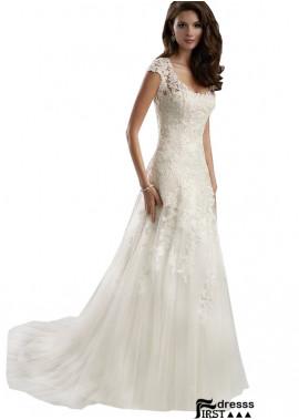 Firstdresss Beach Colored Wedding Dresses 2021