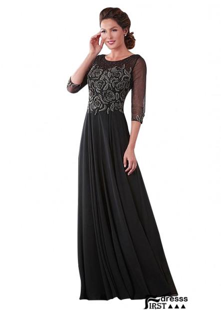 Firstdresss Mother Of The Bride Formal Women Evening Dresses 2021