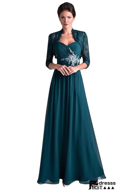 Firstdresss Long Grandmother Of The Bride Suits With Jackes USA For Sale