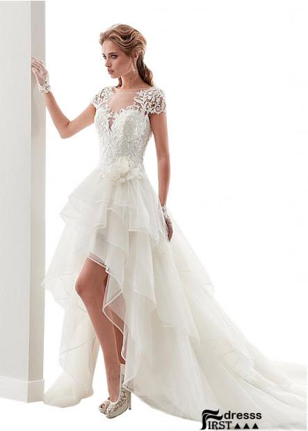 Firstdresss US Wedding Dresses Front Short Back Long