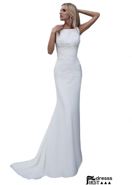 Firstdresss Beach Bohemian Style Wedding Dresses