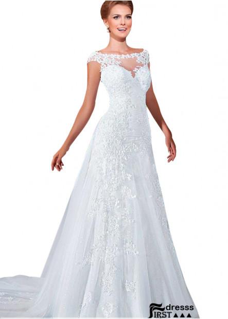 Firstdresss Lace Ball Gowns