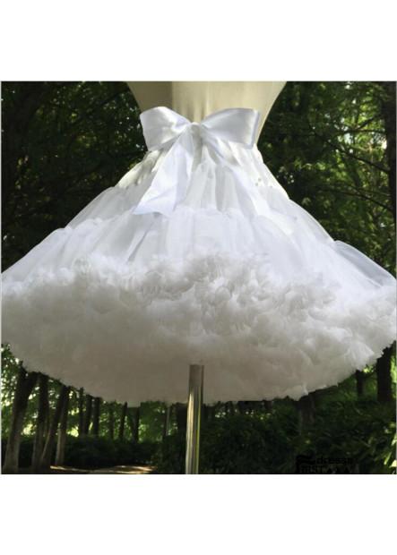 Short wedding Petticoat
