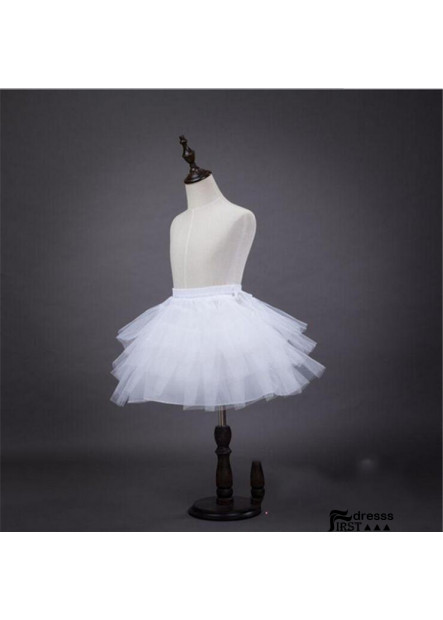 Ballet skirt, skirt, awning skirt, three-layer boneless skirt, pettiskirt Petticoat