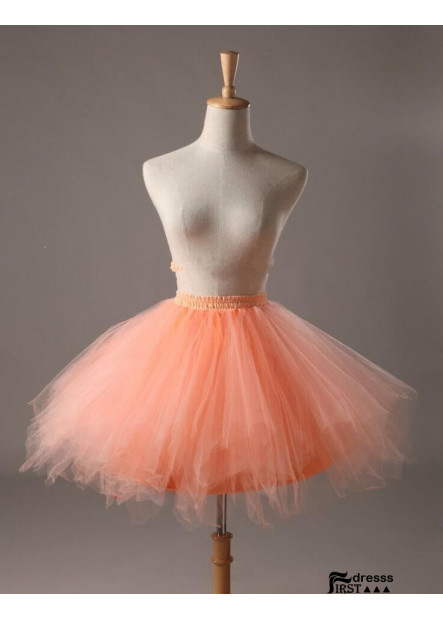 Candy-colored multi-colored half-length pettiskirt Studio wedding photography half-length skirt Color Tie Petticoat